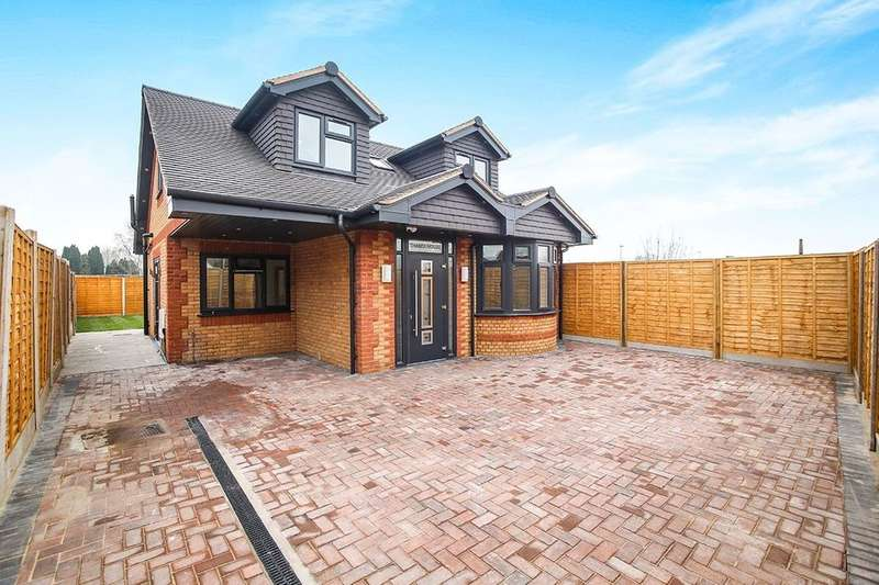 3 Bedrooms Detached House for sale in West End Avenue, Smethwick, B66
