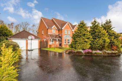 5 Bedrooms Detached House for sale in Wellview Lane, Murieston