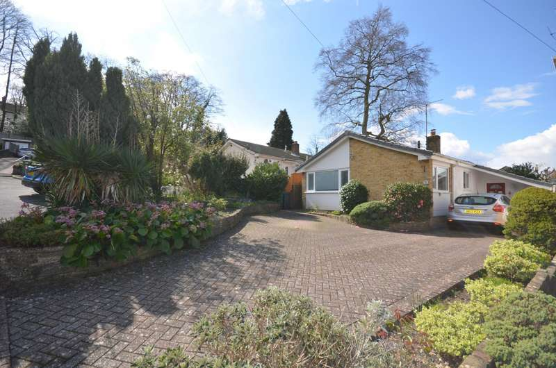 3 Bedrooms Detached Bungalow for sale in Coopers Close, West End, Southampton, SO18