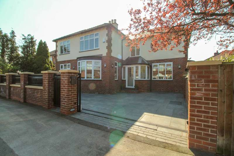 4 Bedrooms Detached House for sale in EGERTON ROAD, Woodsmoor