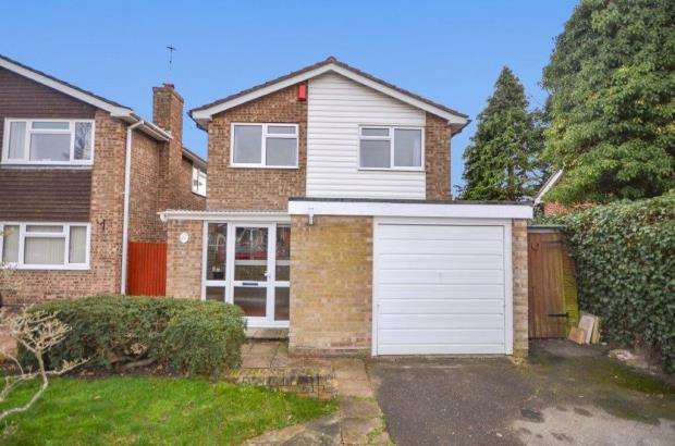 3 Bedrooms Detached House for sale in Seymour Close, Maidenhead, Berkshire