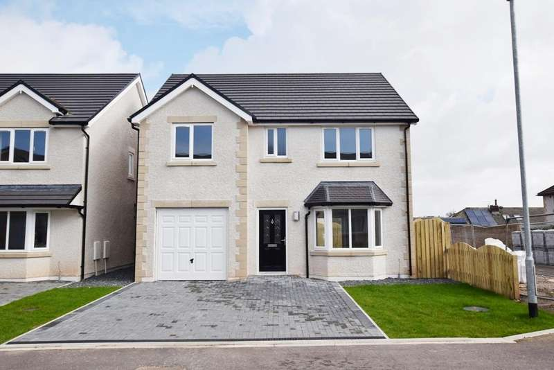 4 Bedrooms Detached House for sale in Hayeswater Drive, Cemetery Hill, Dalton-In-Furness