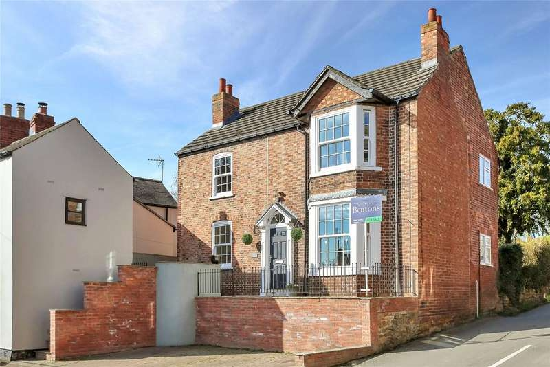 3 Bedrooms Detached House for sale in The Sands, Long Clawson, Melton Mowbray