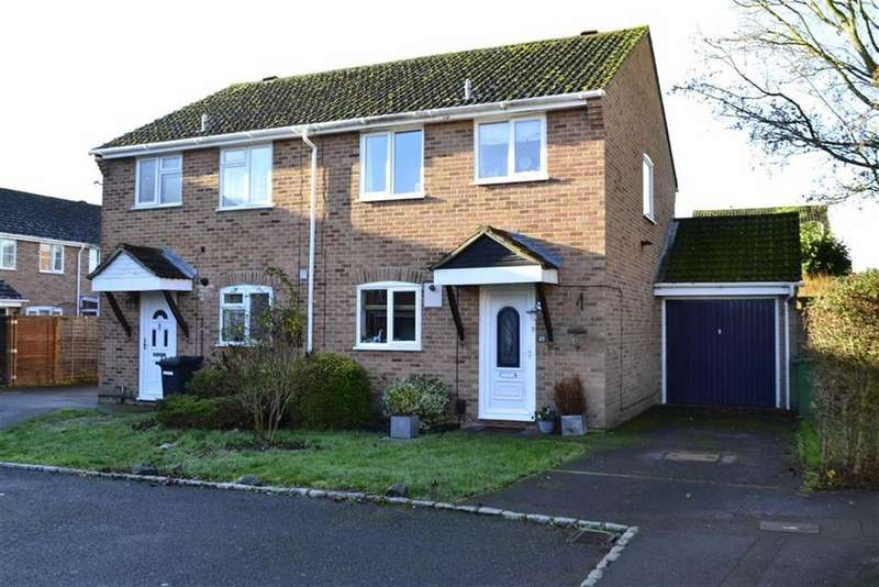 3 Bedrooms Semi Detached House for sale in Fyfield Road, Thatcham, Berkshire, RG19