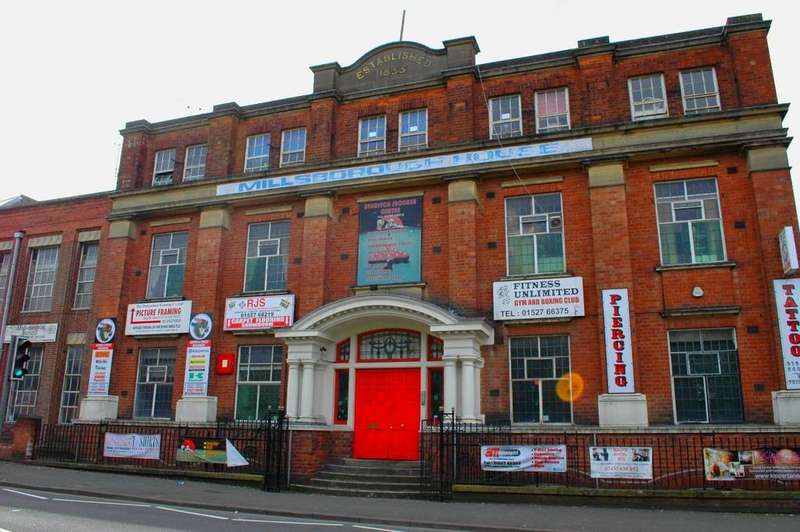 Land Commercial for sale in Ipsley Street, Redditch, B98