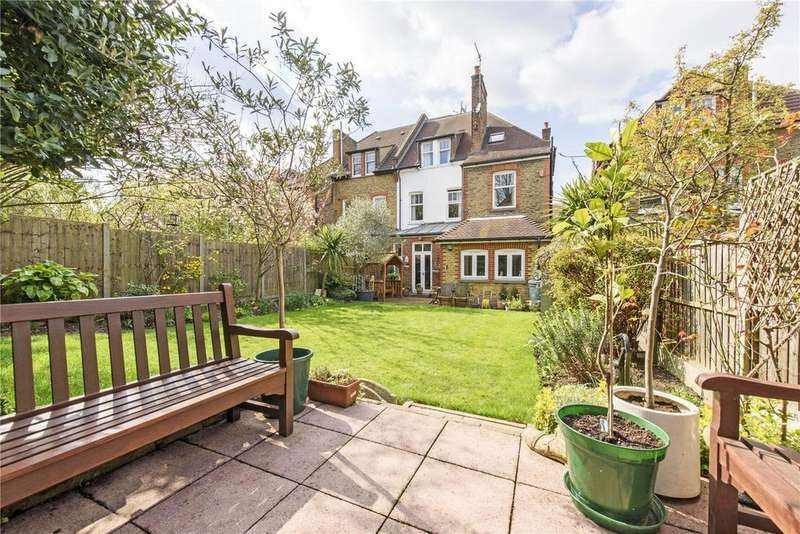 7 Bedrooms Semi Detached House for sale in Thirlmere Road, London, SW16