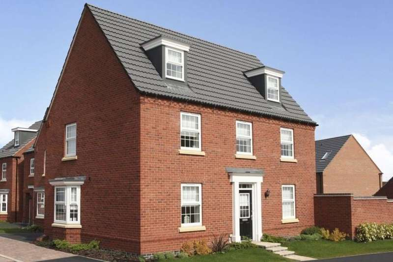 5 Bedrooms Detached House for sale in The Maddoc, Stapeley Gardens, Stapeley, Nantwich, CW5