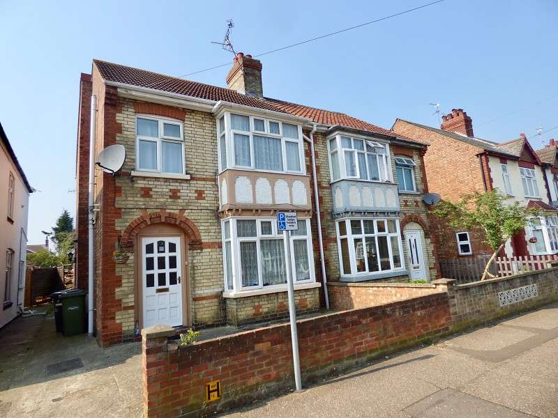 3 Bedrooms Semi Detached House for sale in Priory Road, Peterborough, Cambridgeshire. PE3 9EE