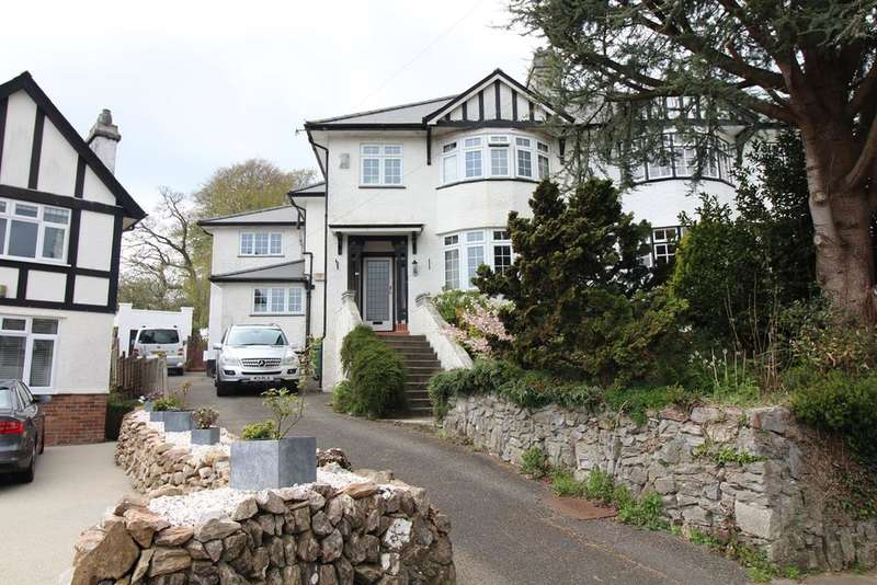 6 Bedrooms Semi Detached House for sale in Higher Compton