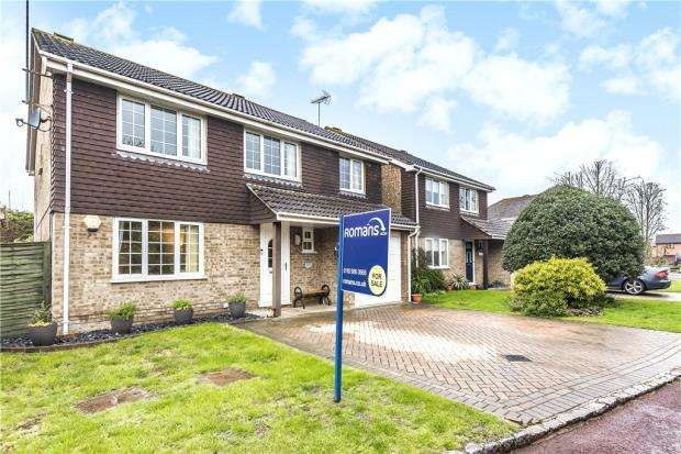 5 Bedrooms Detached House for sale in Hambledon Close, Lower Earley, Reading