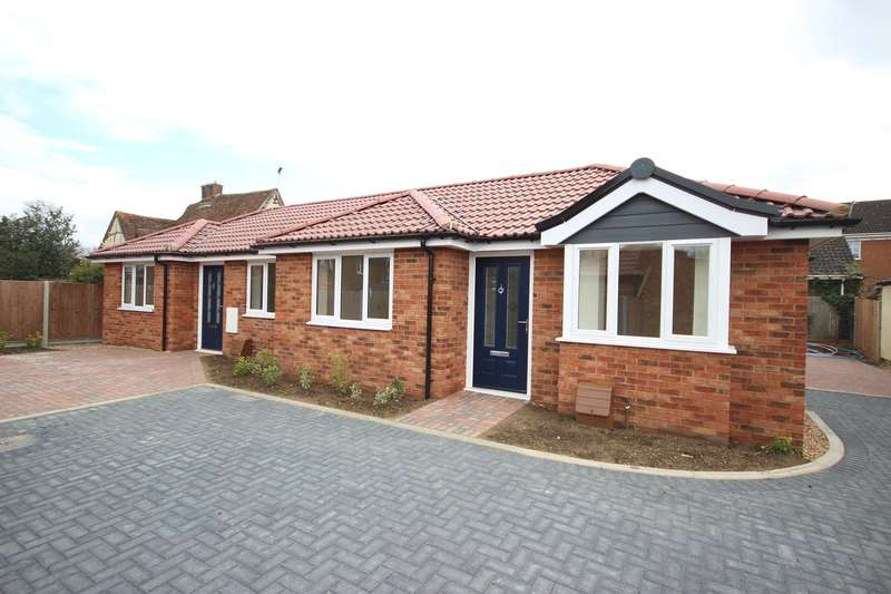 2 Bedrooms Bungalow for sale in High Street , Cranfield, Bedfordshire, MK43