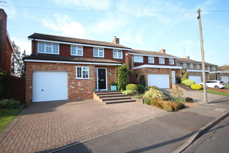 4 Bedrooms Detached House for sale in Newbury Drive, Maidenhead