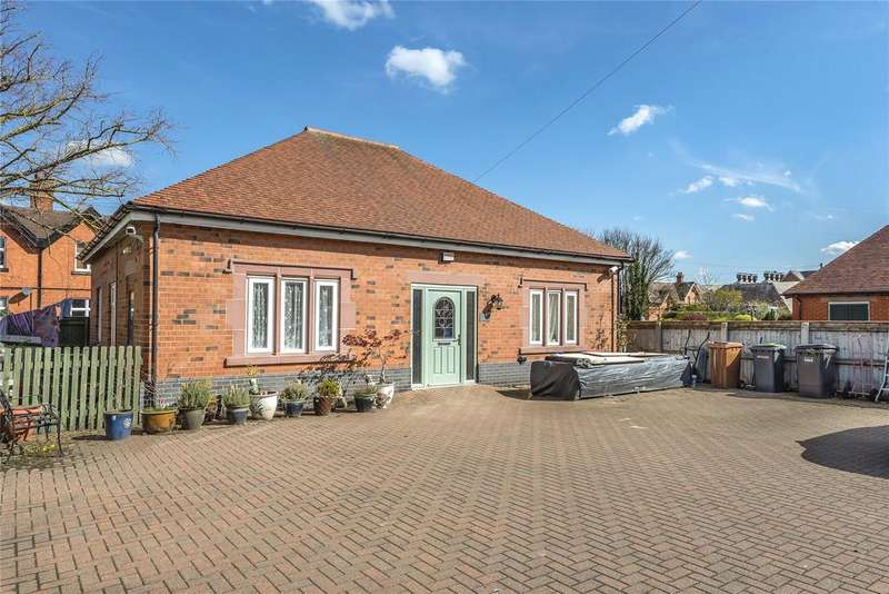 3 Bedrooms Detached Bungalow for sale in Mareham Lane, Sleaford, NG34