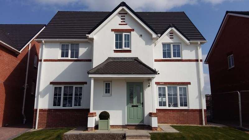 4 Bedrooms Detached House for sale in The Holmefell Plot 2, Parkview, Barrow-in-Furness