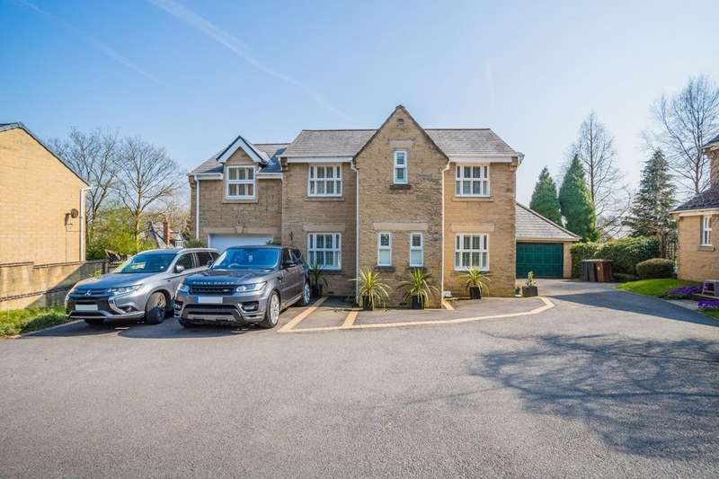 5 Bedrooms Detached House for sale in Sycamore Close, Buxton, Derbyshire, SK17