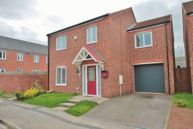 4 Bedrooms Detached House for sale in Wilson Place, Scholars Rise