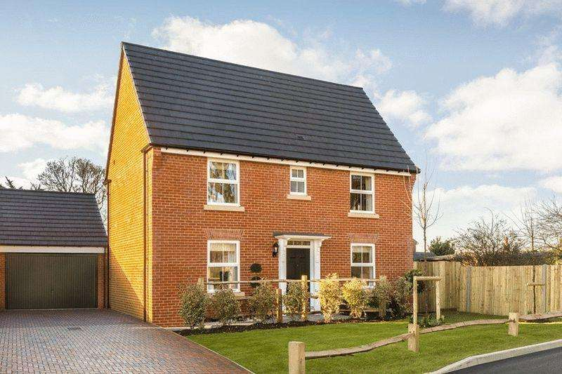 3 Bedrooms Semi Detached House for sale in Rosewood Grange, Hunts Grove