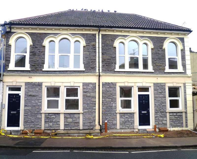 2 Bedrooms Flat for sale in Bell Hill Road, St George, Bristol