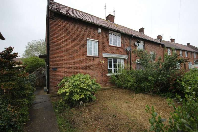 3 Bedrooms Semi Detached House for sale in Staveley Crescent, Bristol, BS10