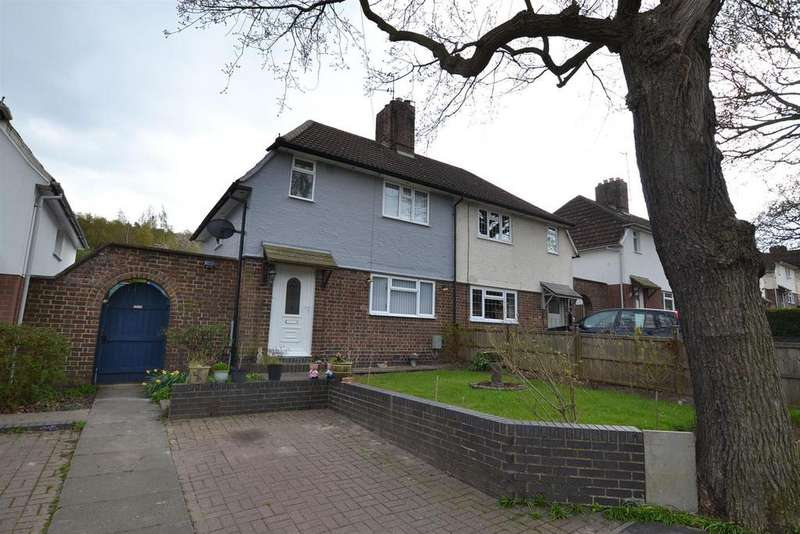 3 Bedrooms Semi Detached House for sale in Beacon Road, Woodhouse Eaves, Leicestershire