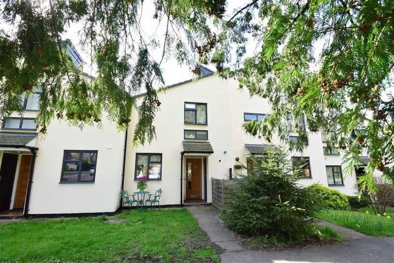 2 Bedrooms Town House for sale in Derby Road, Caversham, Reading