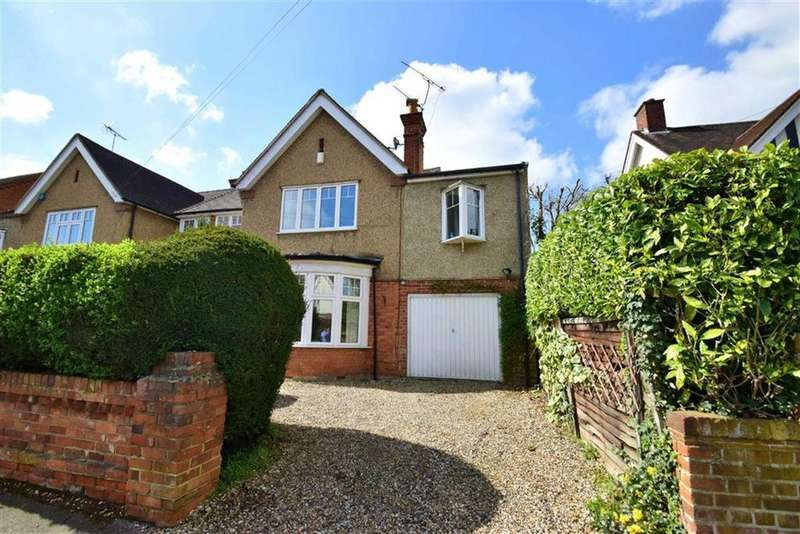 4 Bedrooms Semi Detached House for sale in Albert Road, Caversham Heights, Reading