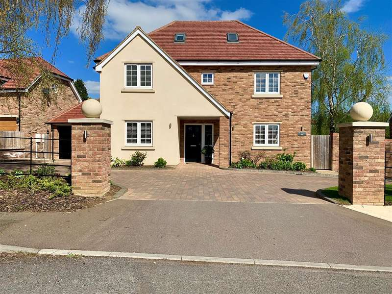4 Bedrooms Detached House for sale in The Orchard, 68C Dinglederry, Olney