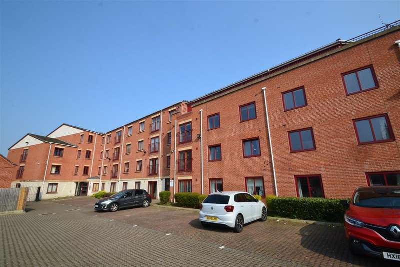 2 Bedrooms Apartment Flat for sale in City Heights, Loughborough, Leicestershire
