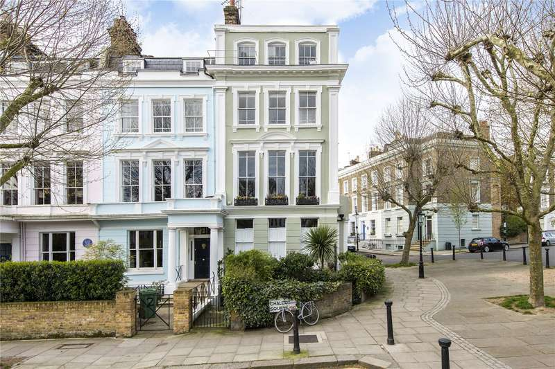 1 Bedroom Flat for sale in Chalcot Square, Primrose Hill, London, NW1