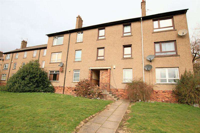 2 Bedrooms Flat for sale in Pentland Crescent, Dundee