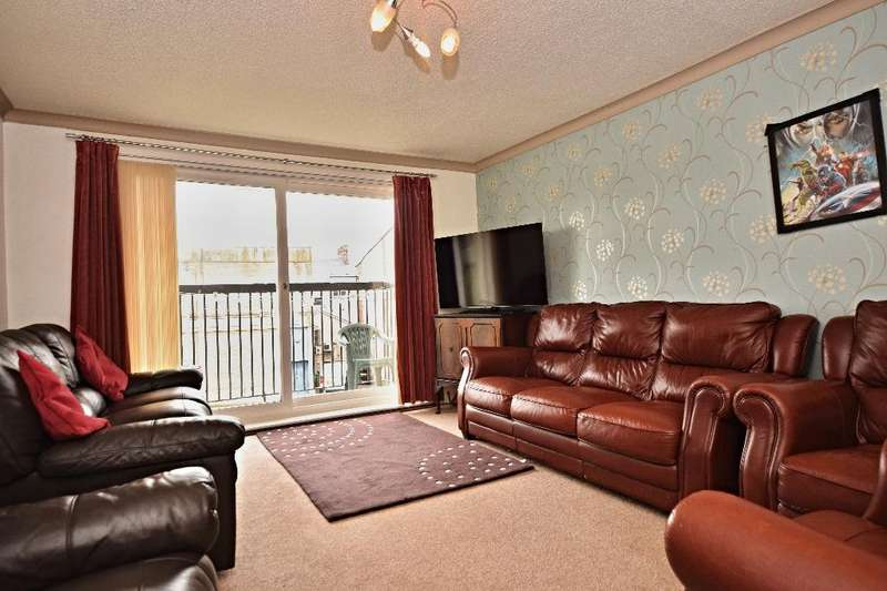 2 Bedrooms Apartment Flat for sale in Mill Street , Ayr , South Ayrshire , KA7 1TJ