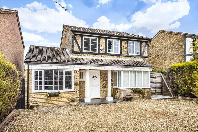 4 Bedrooms House for sale in Colwell Rise, Luton, Bedfordshire, LU2