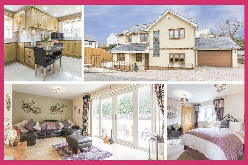 4 Bedrooms Detached House for sale in Yew Tree Lane, Newport - REF# 00003203 - View 360 Tour at