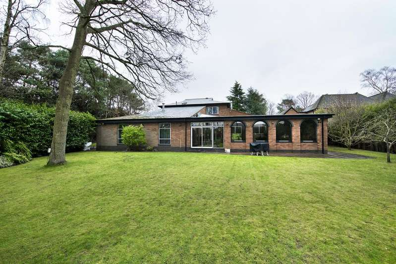 5 Bedrooms Detached House for sale in Little Aston Park Road, Little Aston