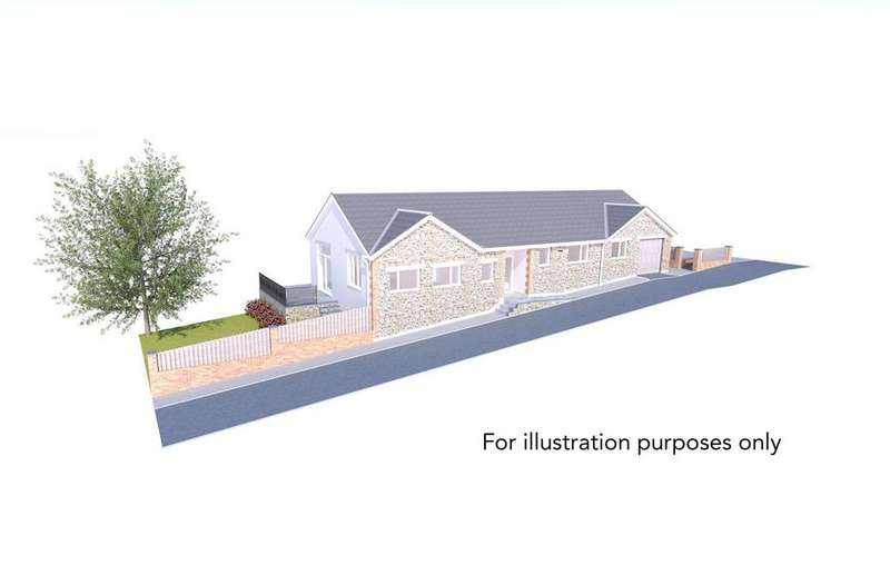 4 Bedrooms Detached Bungalow for sale in Higher Devonshire Meadow, Grampound