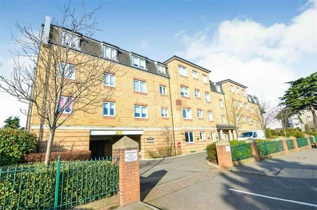 2 Bedrooms Retirement Property for sale in High Street, Cheshunt, Cheshunt, Hertfordshire