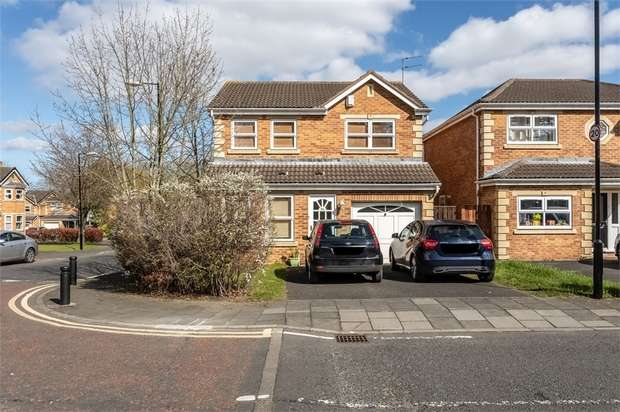 4 Bedrooms Detached House for sale in Princes Meadow, Newcastle upon Tyne, Tyne and Wear