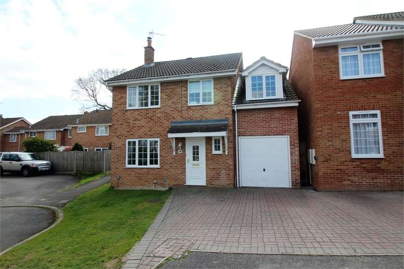 4 Bedrooms Detached House for sale in Lamorna Crescent, Tilehurst, READING, Berkshire