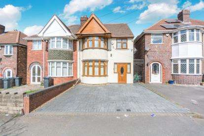 5 Bedrooms House for sale in Audley Road, Birmingham, West Midlands