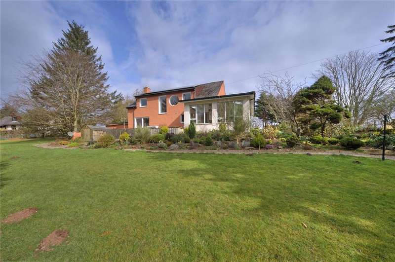 4 Bedrooms Detached House for sale in Higher Hey, Ardlarach Road, Ardfern, Lochgilphead, PA31