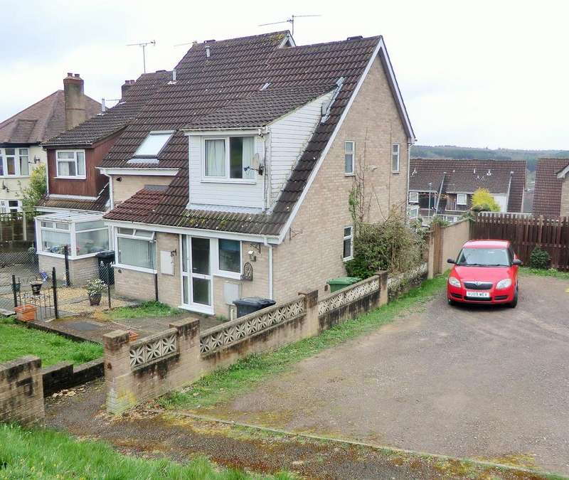 2 Bedrooms End Of Terrace House for sale in Victoria vale, Cinderford GL14
