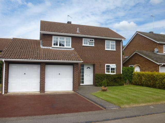 4 Bedrooms Detached House for sale in The Hollies, SHEFFORD, Bedfordshire