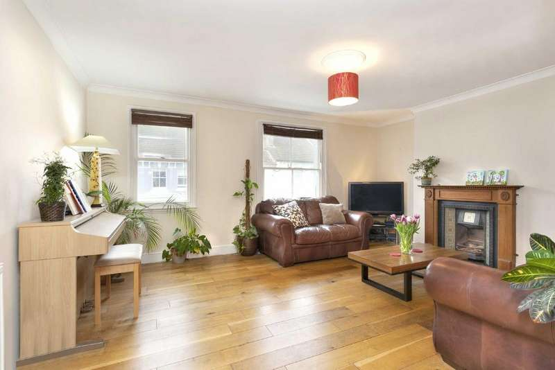 2 Bedrooms Apartment Flat for sale in Lansdowne Street, Hove, East Sussex, BN3