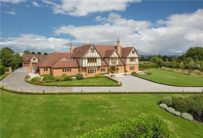 5 Bedrooms Detached House for sale in Church Bank, Binton, Stratford-upon-Avon, CV37