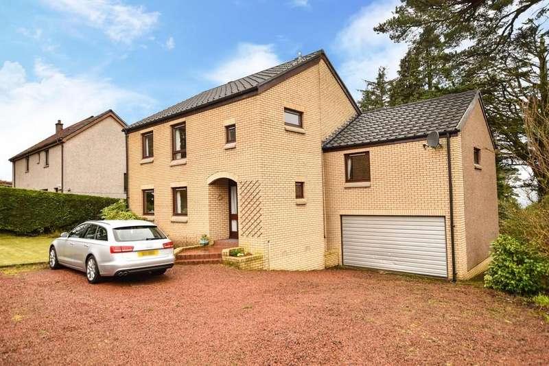 4 Bedrooms Detached House for sale in Station Road, Skelmorlie