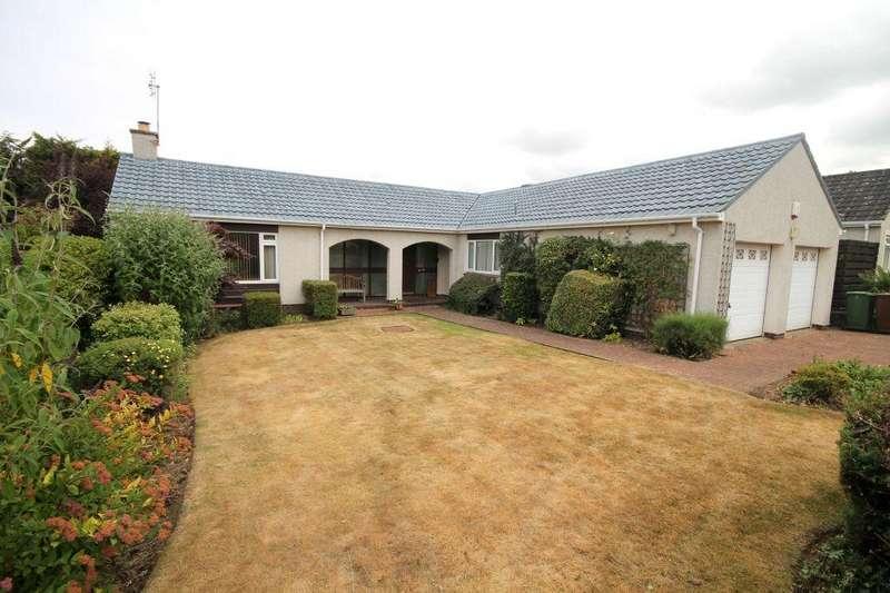 3 Bedrooms Bungalow for sale in 5 Dean Park, Longniddry, EH32 0QR