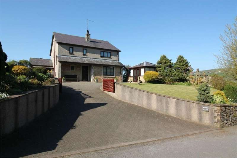3 Bedrooms Detached House for sale in Ellen Ryse, Ireby, Wigton, Cumbria