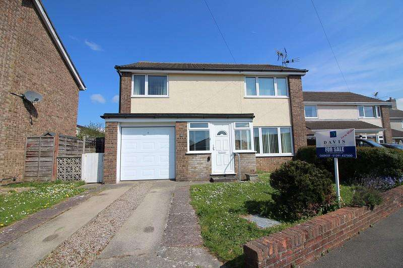 4 Bedrooms Detached House for sale in Falcon Close, Caldicot