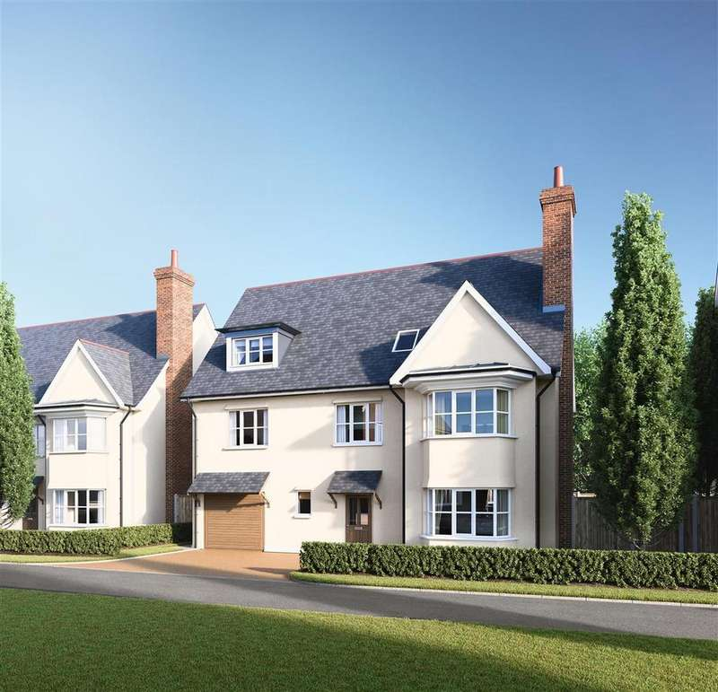 5 Bedrooms Detached House for sale in Chigwell Grange, High Road, Chigwell