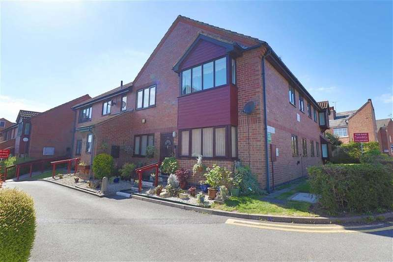 2 Bedrooms Flat for sale in Blunts Lane, Wigston, Leicester, Leicestershire